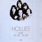 Hollies Canadian Tour Poster