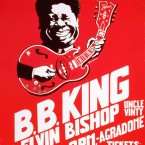 B.B. King and Elvin Bishop @ The Agrodome