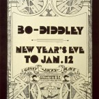 Bo Diddley @ Gassy Jack's Place (New Years Eve Show)