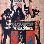 Chambers Brothers & Willie Dixon @ Jubilee Auditorium