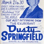 Dusty Springfield @ Isy's Supper Club