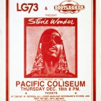 Stevie Wonder @ Pacific Coliseum