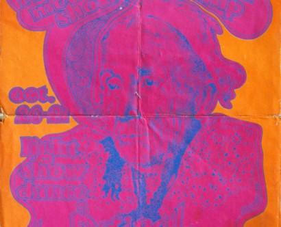Country Joe, Papa Bear's Medicine Show, The Painted Ship @ Retinal Circus