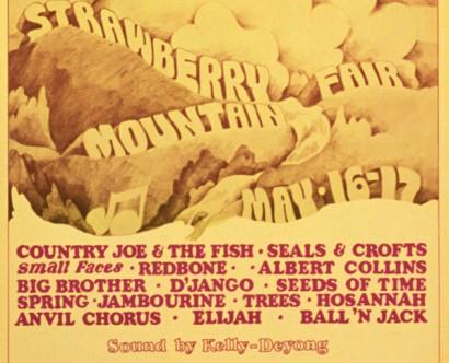 Strawberry Mountain Fair