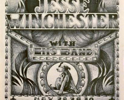 Jesse Winchester @ Legion Auditorium
