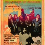 Frank Zappa & The Mothers of Invention @ The Gardens Auditorium