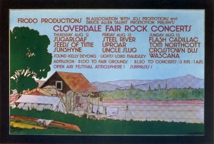Cloverdale Fair Rock Concerts