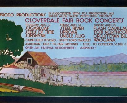 Cloverdale Fair Rock Concerts