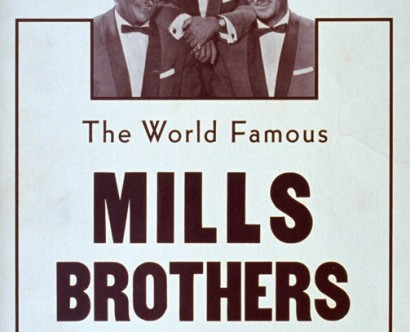 Mills Brothers @ The Cave