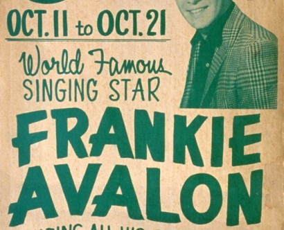 Frankie Avalon @ Isy's Supper Club