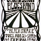 Corky Seigel Blues Band, Black Snake @ Retinal Circus