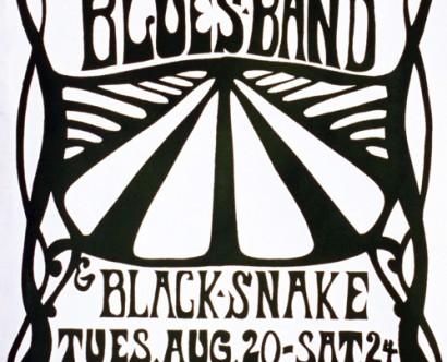 Corky Seigel Blues Band, Black Snake @ Retinal Circus